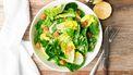 klassieke groene salade