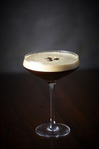 espresso martini glas