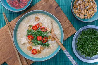 Culy Homemade congee