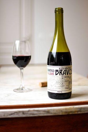 Wijn bij Alex+Pinard in Amsterdam