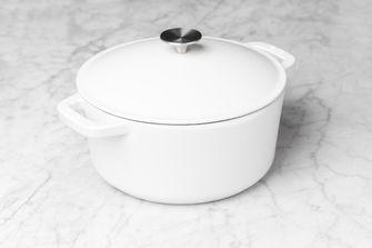 slic. braadpan in wit