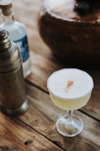 Pisco Sour recept