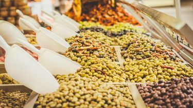 soorten olijven