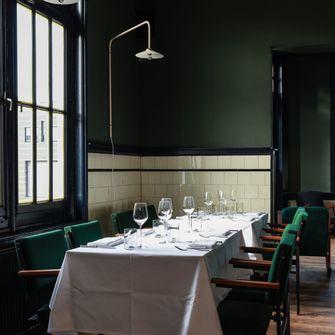 Restaurant FOER Amsterdam