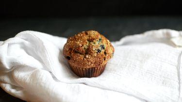 Kombucha in muffins
