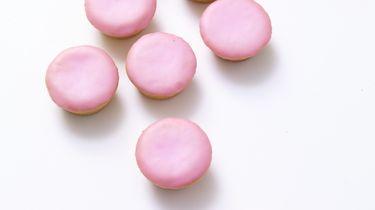 Roze koeken van Donny Craves