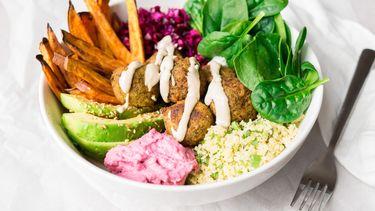 falafel bowl