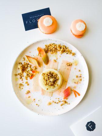 dessert bij Floreyn