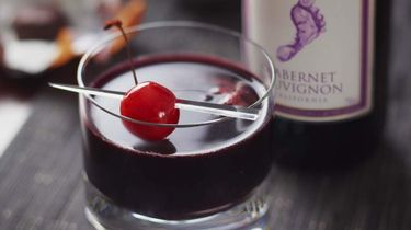 herfst recept met rode wijn