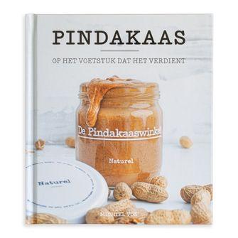 kookboek Pindakaas van de Pindakaaswinkel