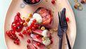 Header Eendenborst met hazelnoot en aalbessen uit Dosia plukt bessen