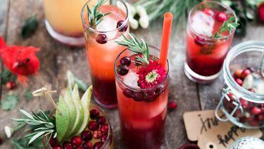 Cocktails met mooie decoratie