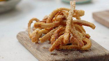 Afbeelding recept kaantjes van Jamie Oliver
