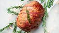 Gehaktbrood voor kerst