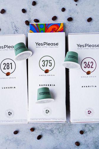 Biologisch afbreekbare koffiecups van Yesplease