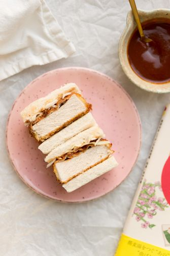 Japanse katsu sandwich maken