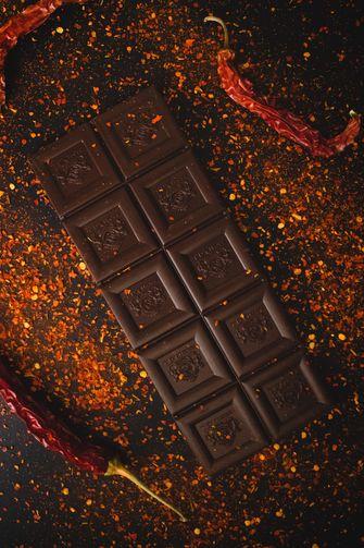 Chocolade en chili