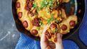 Chili-hotdogs