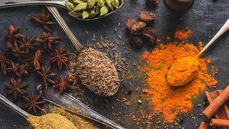 specerijen zoals komijnzaad en karwijzaad