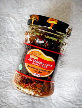 XO Shiitake sauce