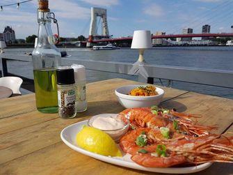 Foto van restaurant a la plancha in Rotterdam