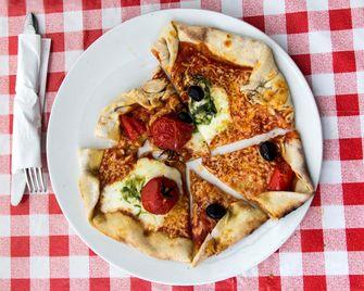 Pizza night bij Kaskantine Amsterdam