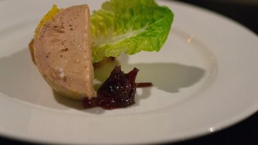 foie gras eendenlever Loïc