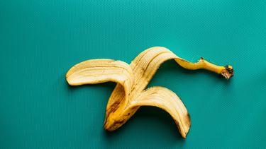 Koken met bananenschillen
