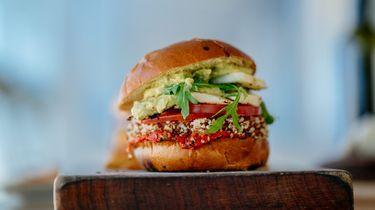Afbeelding van groenteburgers miso als bindmiddel