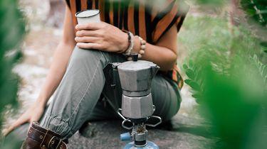 Koffie zetten op de camping tips