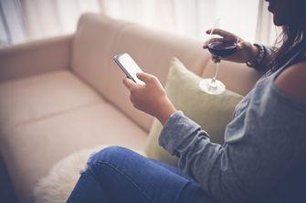 Stock wijn apps