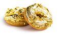 Gouden donut van Dunkin' Donuts