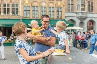 Frites in Vlaanderen