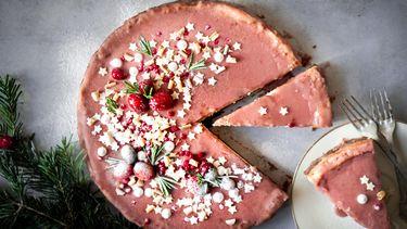 glühwein cheesecake