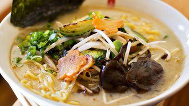 Comfort food vegetarisch: ramen