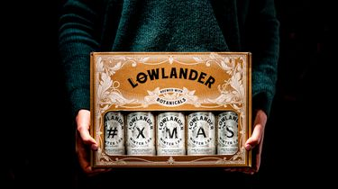 Lowlander IPA: bier van kerstbomen