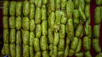 Mexicaanse groene chorizo