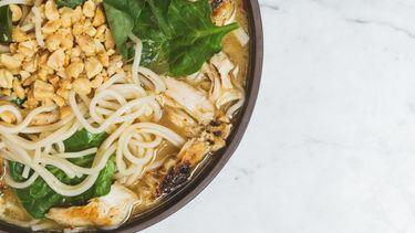 thais eten bij soi3 in rotterdam