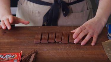 zelf KitKats maken