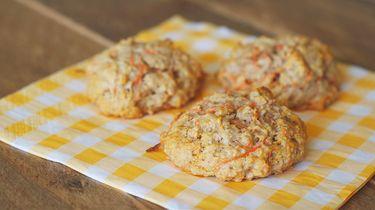 Afbeelding van carrot cake-koekjes
