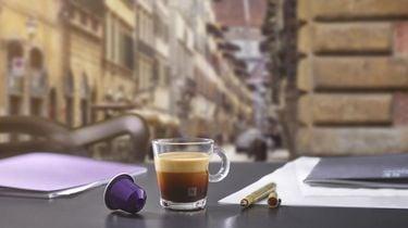 Nespresso nieuwe collectie Italië