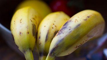 bananen liggen rijp te worden