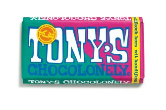 tony's chocolonely chocoladereep