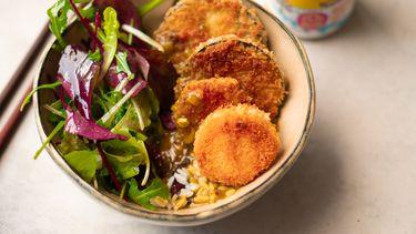 Vega(n) katsu curry