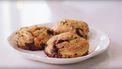 Chocolade-pecan scones recept