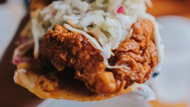 Lekkerste fried chicken in Amsterdam