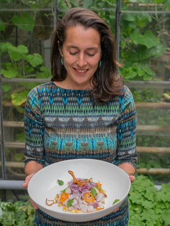 Online ceviche workshop