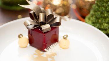Kerstmenu van het Conservatorium Hotel