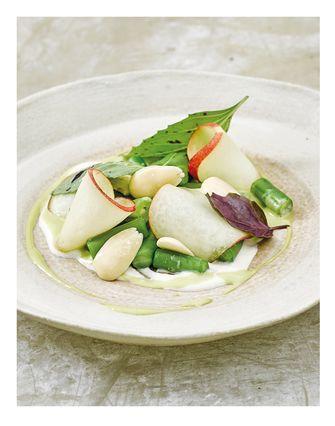 ajo blanco