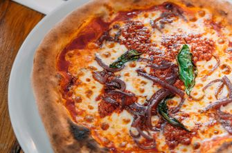Pizza bij Piero's